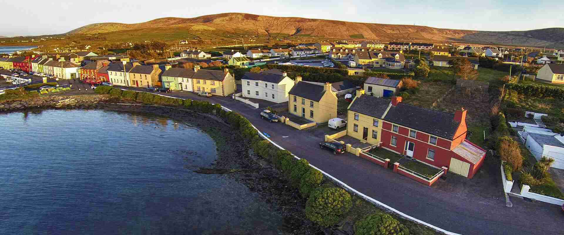 Village in Kerry