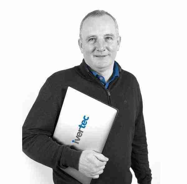 Jimmy Sugrue - Ivertec Broadband