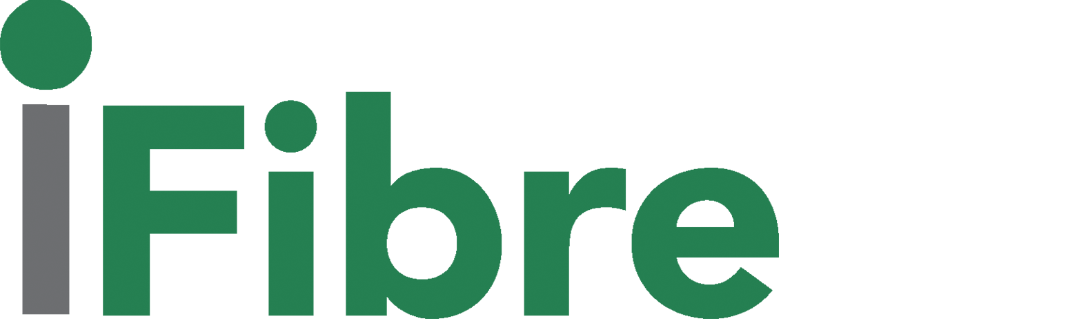 iFibre Product Logo Dark Green