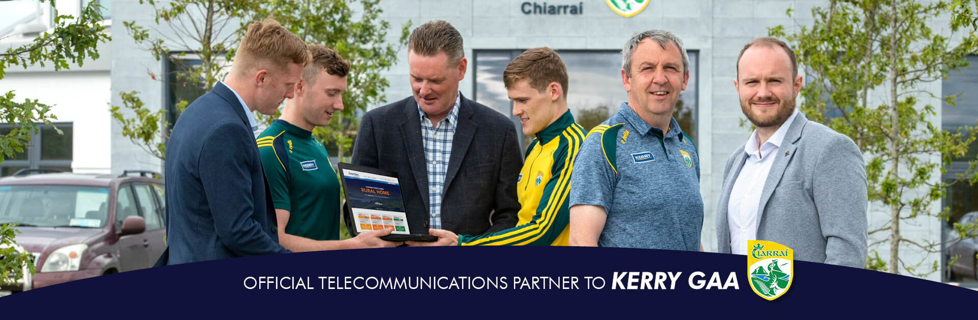 Kerry GAA Telecommunication Partners